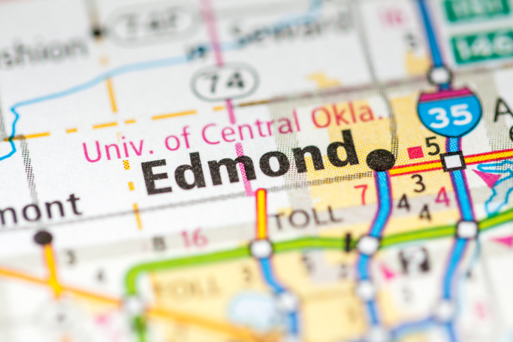 Edmond Oklahoma Market Feature Transit Advertising Inc