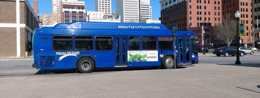 Transit Over Billboard Advertising