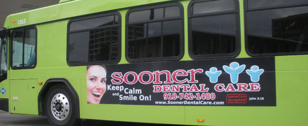 Transit Advertising for The Dental Industry